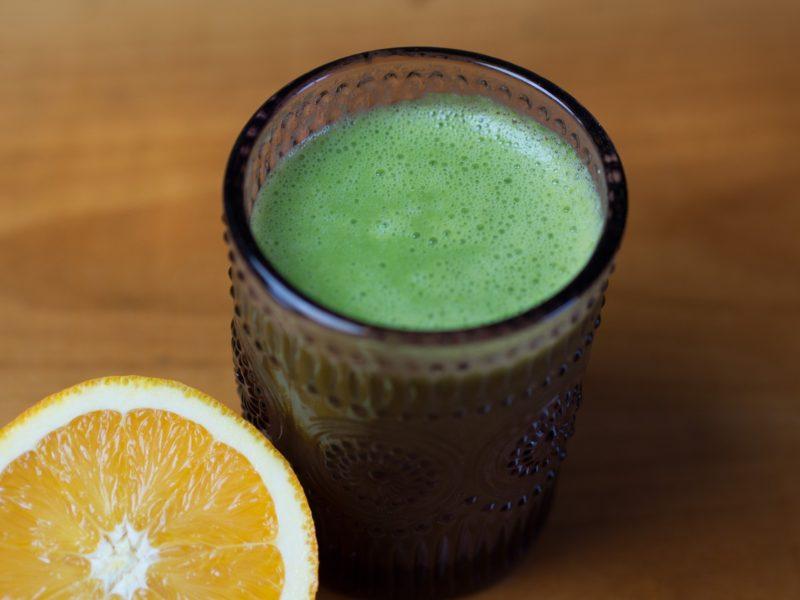 grüner Smoothie Rezept